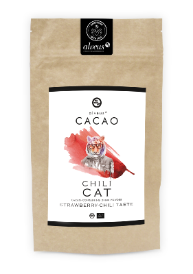 CACAO CHILI CAT - 125 g